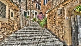 mediterraneo Fotografie Stock