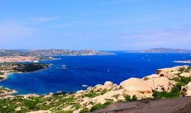 Mediterraneo em Arcipelag Foto de Stock