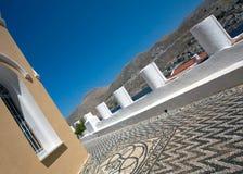 Mediterranian Ansicht Stockbilder