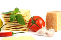 Mediterranian food Stock Photos