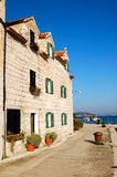 Mediterranien architecture Royalty Free Stock Images