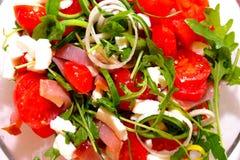 Mediterrenean salad Royalty Free Stock Photo