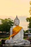 Meditierender Buddha stockbilder