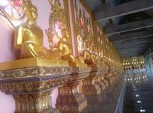 Meditierendes Buddhas Lizenzfreie Stockfotos