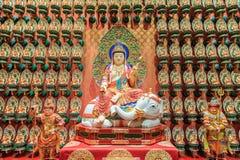 Meditierendes Buddhas Lizenzfreies Stockfoto