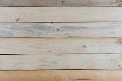 Medium brown wood texture background. Stock Photos