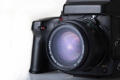 Medium Format Camera Royalty Free Stock Images