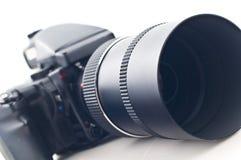 Medium format camera Stock Image