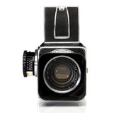 Medium format camera Royalty Free Stock Image