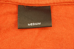Medium (L) size shirt 2 stock photos