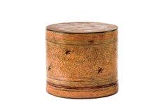 Medium old antique lacquer wares Royalty Free Stock Photos
