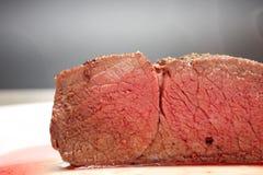 Medium raw beef Royalty Free Stock Photos