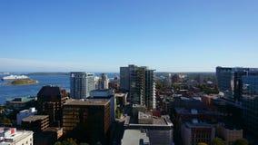 Halifax Nova scotia. Medium size Canadian city in the east coast royalty free stock photography