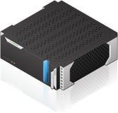 Medium Size Server Rack Module Stock Photos