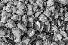 Medium size stones Royalty Free Stock Images