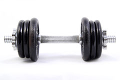 Medium Weight Dumbbell Stock Photo
