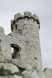 Medival castle tower Royalty Free Stock Photos