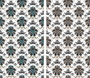 Medival pattern royalty free stock photo