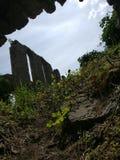 Medival ruiny Obraz Stock