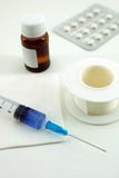 Medizin stockfoto