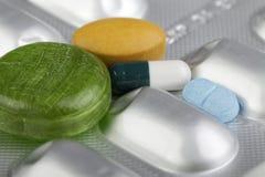 Medizin für Gesundheit Lizenzfreies Stockfoto