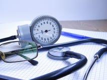 Medizin und Diagnosen Stockfotos