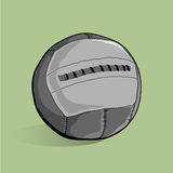 Medizinball Lizenzfreies Stockbild