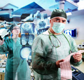 Medizinischer Notfall Lizenzfreie Stockbilder