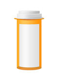Medizinflasche Stockbild