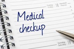 Medizinische Überprüfung Lizenzfreie Stockfotos