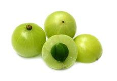 Medizinische amla Früchte Lizenzfreie Stockfotos