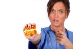 Medizinische Arbeitskraft lizenzfreie stockfotografie