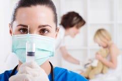 Medizinische Arbeitskraft Stockbilder