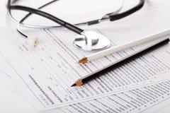 Medizinische Ausrüstung. Lizenzfreies Stockfoto