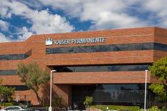 Medizinische Behandlungs-Gebäude Kaiser Permanente Lizenzfreies Stockbild