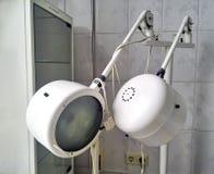 Medizinische Beleuchtung Stockfoto