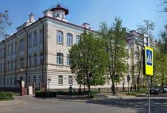 Medizinische Fakultät der Vilnius-staatlichen Universität Stockbilder