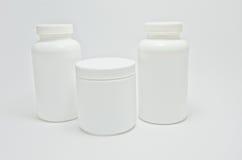 Medizinische Flasche Lizenzfreie Stockfotos