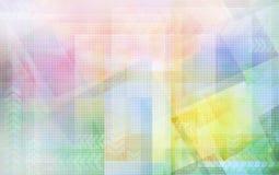 Medizinische Forschung und Versuche ein abstrakter Hintergrund Lizenzfreie Stockfotografie
