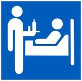 Medizinische Ikone Lizenzfreies Stockbild