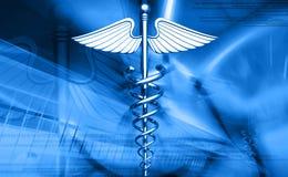 medizinische Ikone 3d lizenzfreie abbildung