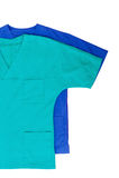Medizinische Kleidung lokalisiert Lizenzfreies Stockbild