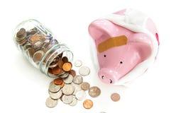 Medizinische Kosten Stockbild