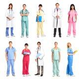 Medizinische Leute Stockfotografie
