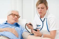 Medizinische Prüfung Lizenzfreie Stockfotografie
