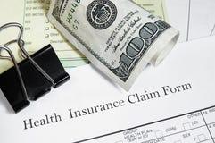 Medizinische Rechnung Lizenzfreie Stockbilder