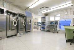 Medizinische Sterilisierung im Krankenhaus stockfotografie
