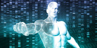 Medizinische Technologie Lizenzfreies Stockfoto