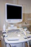 Medizinische Ultraschallgeräte Stockfoto