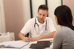 Medizinische Untersuchung Lizenzfreies Stockfoto